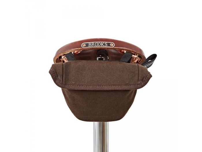 BROMPTON Saddle Pouch Premium click to zoom image