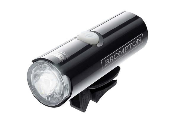 BROMPTON CatEye Volt400 Rechargeable Front Light Set click to zoom image