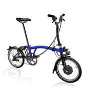 BROMPTON M6L Electric Edition Bolt Lacquer
