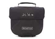 BROMPTON Mini O Bag BLK Reflective