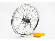 BROMPTON 3 speed rear wheel with Sturmey hub